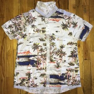 Other - Vintage Tropical Shirt
